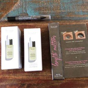 New Julep Mini Facial Oil/ Eyeliner / Mascara Set